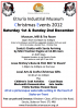 Etruria Industrial Museum Christmas Events 2012