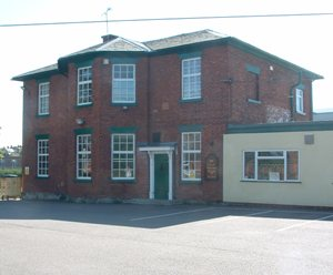 The Limes, Uttoxeter