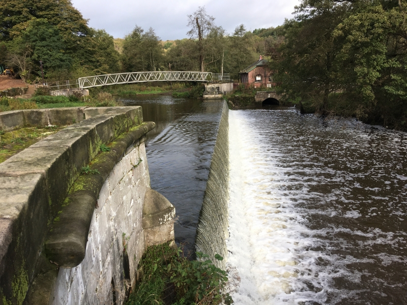 Crumpwood Weir and Pumping Station